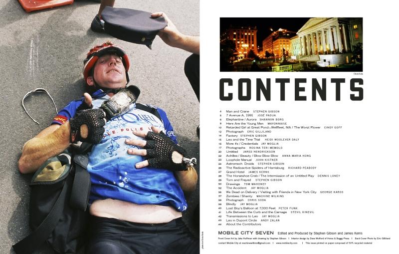 MC contents spread