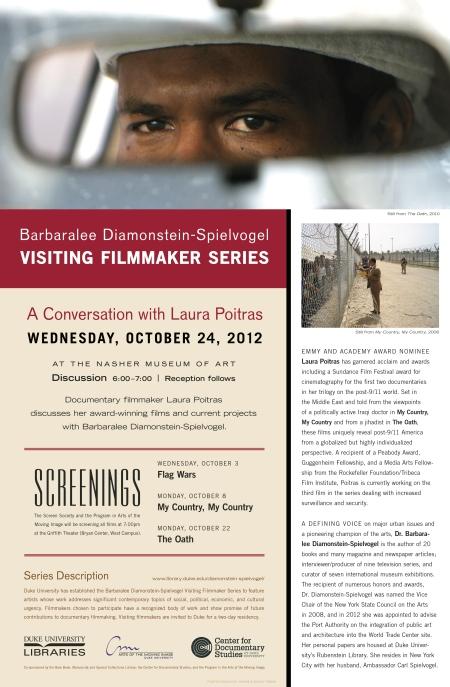 Duke Film Poster 2012